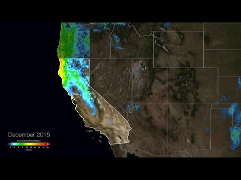 Tracking California Rains During El Niño