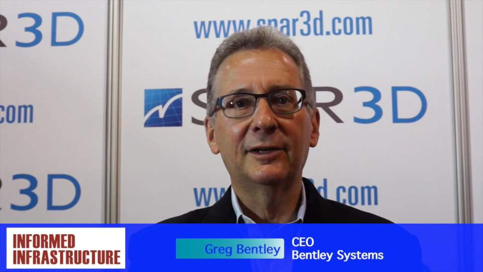 Greg Bentley Talks Reality Modeling and the Future of 3D Tech