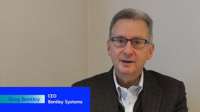 Greg Bentley Interview Part 2: Lifecycle Management, Productizing Services and Tech Uptake in Construction