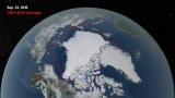 2018 Arctic Sea Ice Ties for Sixth Lowest Minimum Extent on NASA Record