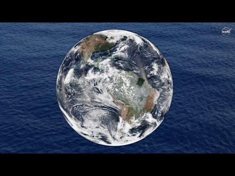 NASA Follows Changing Freshwater from Space