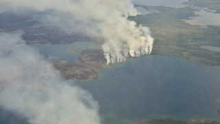 NASA Studies How Arctic Wildfires Change the World