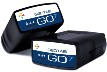 Request a Demo of the Geotab® GO7® — Expandable Plug-&-Play Telematics Device