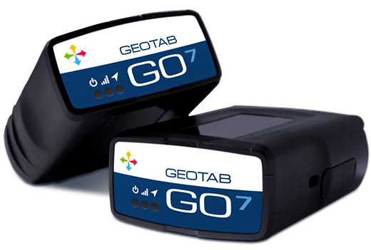 Geotab® GO7® — Expandable Plug-&-Play Telematics Device