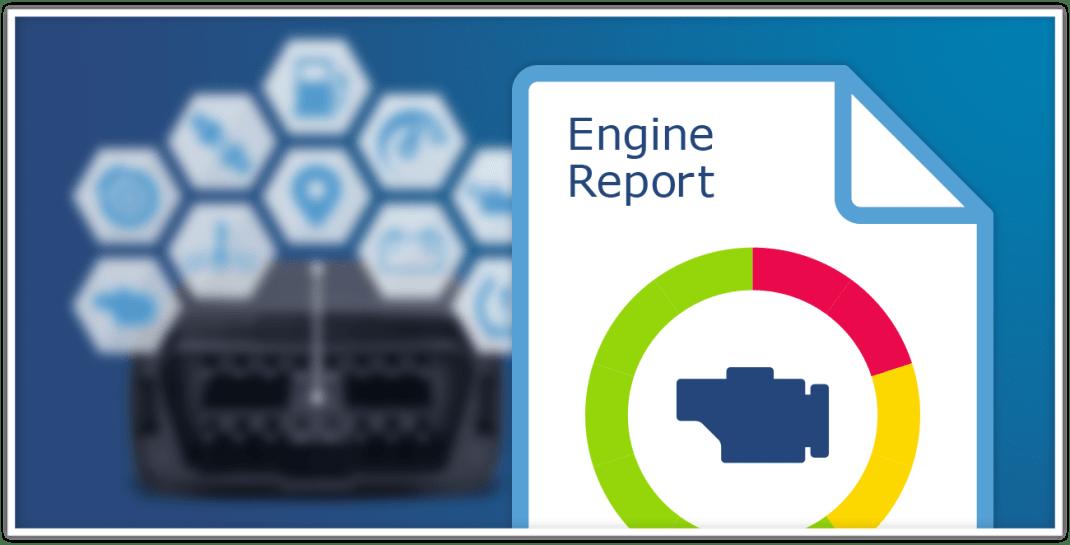 GEOTAB Engine Report