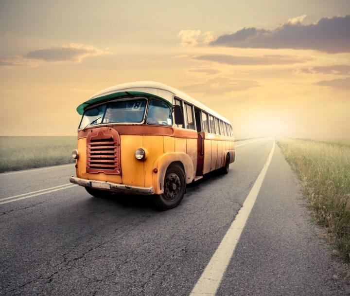 Geotab Bus Industry Solution