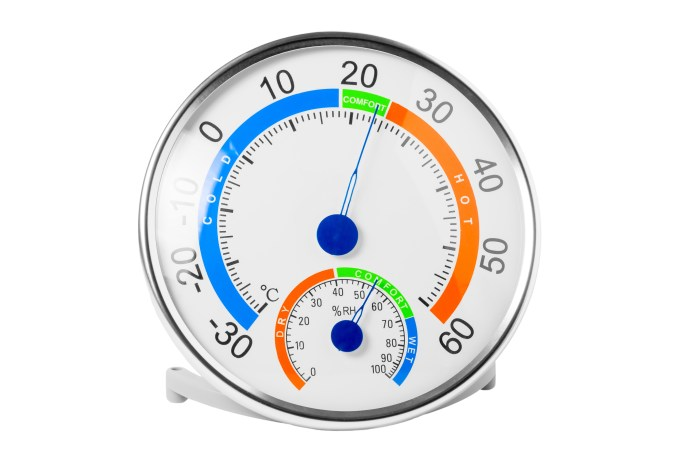 GEOTAB Temperature Monitoring