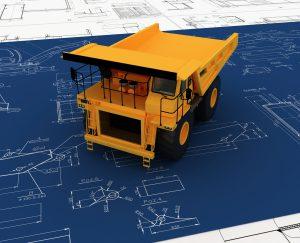 Mining Effective Fleet Design Rate vs Actual Solution