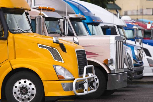 Geotab Trucking Industry Solution