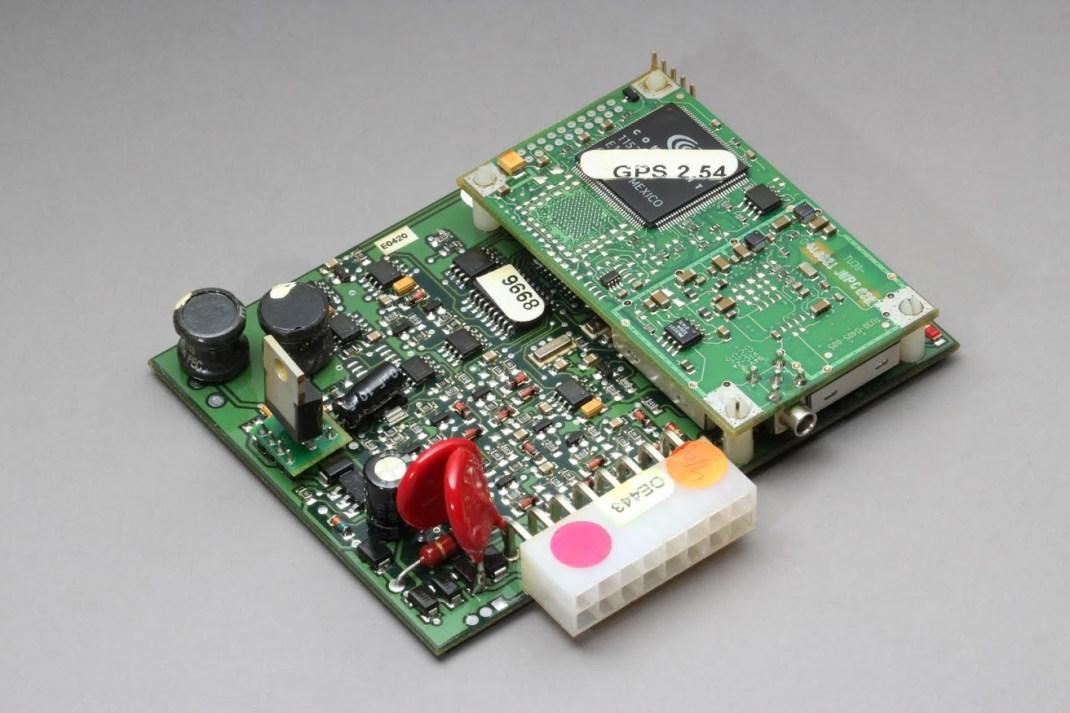 GEOTAB GO1 Device