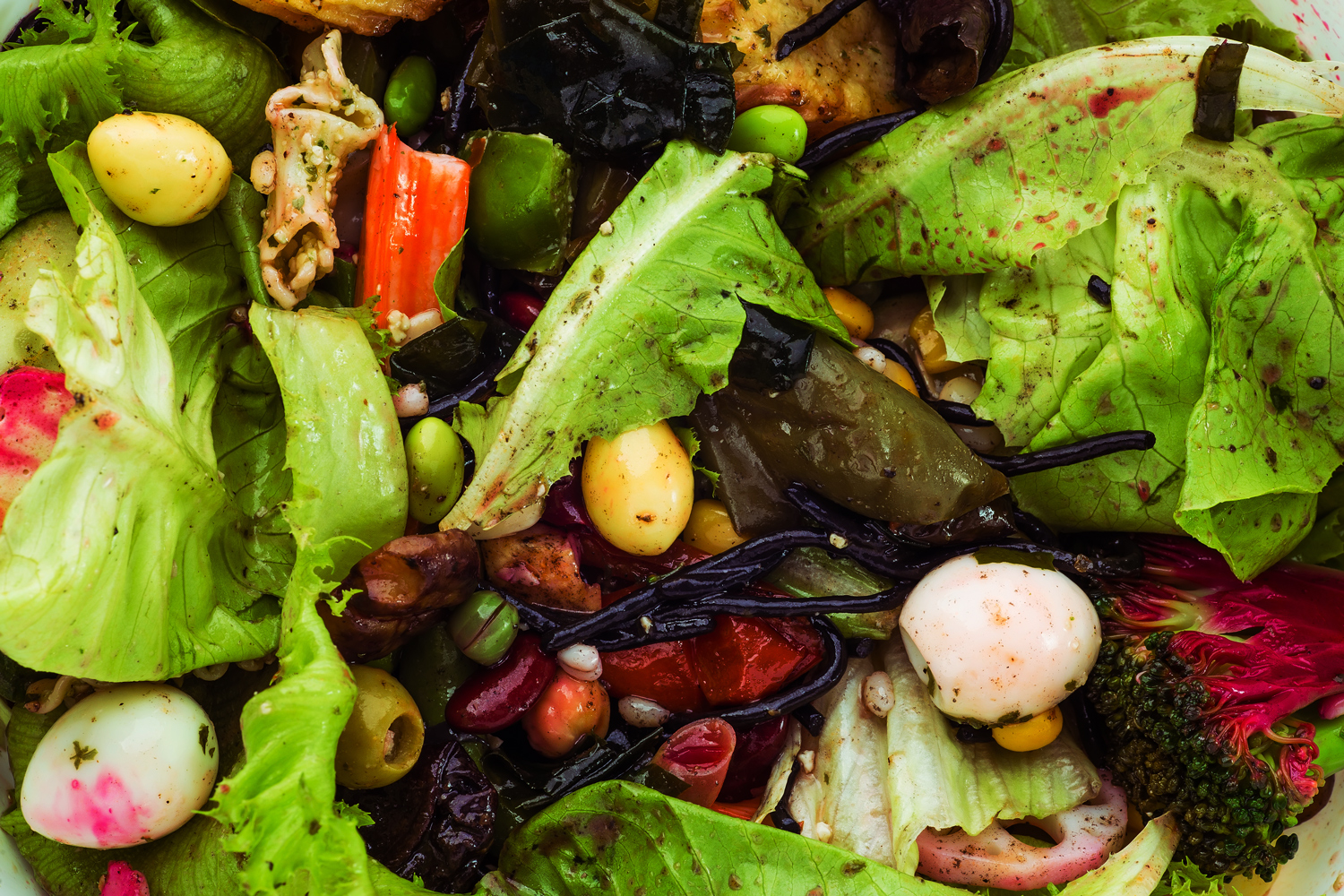 Reducing food loss and waste