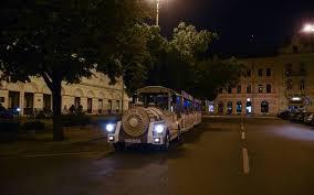 szeged.hu - Szeged by night – éjszakai városnézés kisvonattal