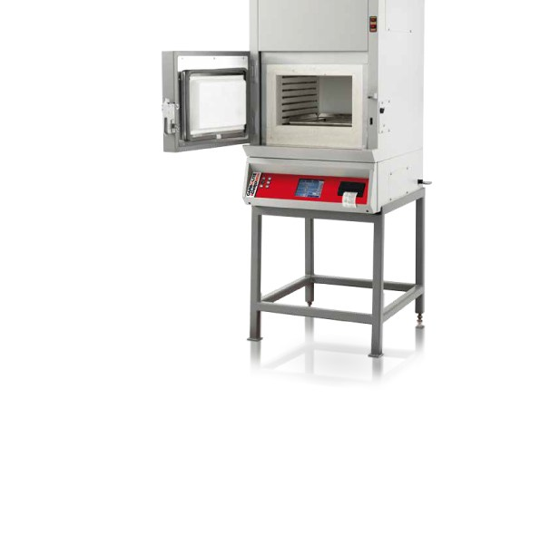 The Asphalt Binder Analyzer consists essentially of a high precision apparatus combining a ignition oven to a continuous weighing system to monitor the loss of weight of the asphalt sample