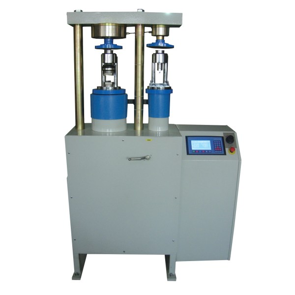 The Cement Compression and Flexural Machine 25/250 KN is Fully Automatic and has been designed for testing the compression on the 50x50x50 mm cube moulds, 40x40mm and the flexural on the 40.1x40 x160 mm prism moulds according to the related standards.