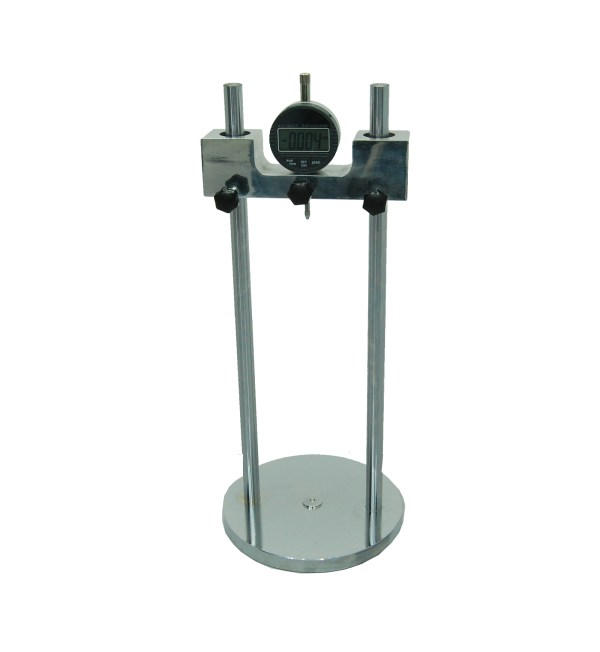 Cement Shrinkage Test Machine Length Comparators are used to determine the length changes on different type of cement prisms.