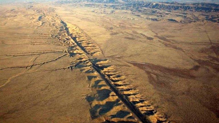 Definición y tipos fallas geológicas