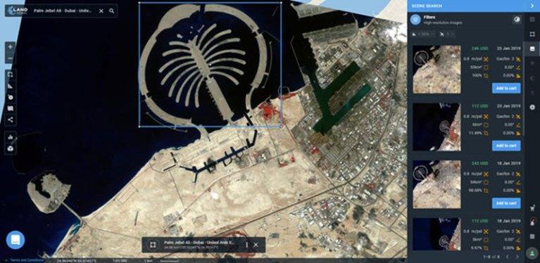 LANDVIEWER – La herramienta potente para análisis de Teledetección Espacial SIG