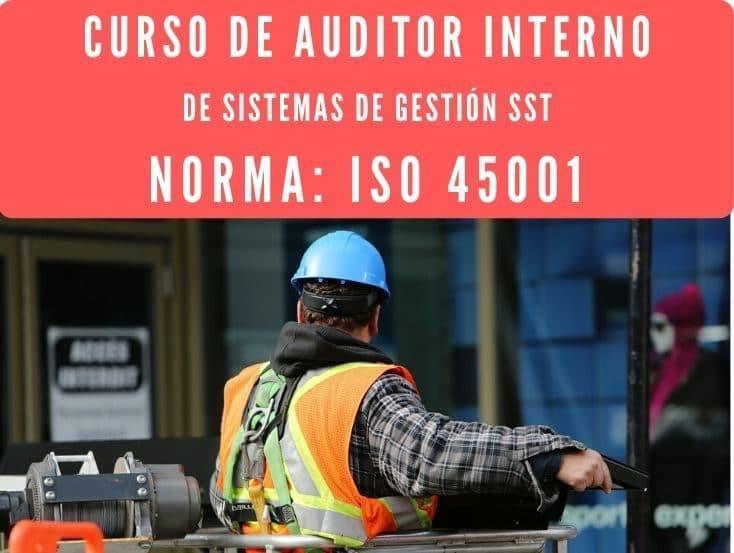 Curso auditor ISO 45001