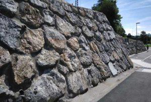 muro escollera