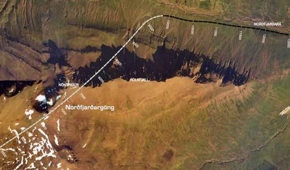 Norðfjarðargöng-yfirlitsmynd