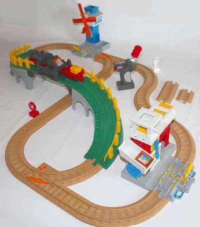 Set H3464 - Workin' Town Railway