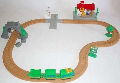 G4695 Conductor's Crossing set