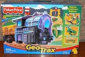 G8836 Deluxe Tracktown Railway box
