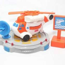 H6373 Coastal Rescue Chopper set