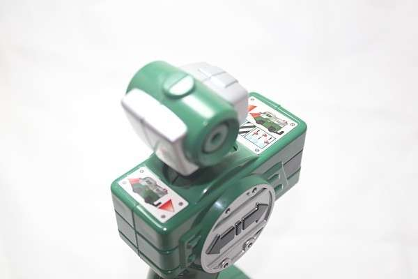 L4800 Alpine Remote Controller top