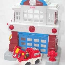 L5896 Beamtown Station set