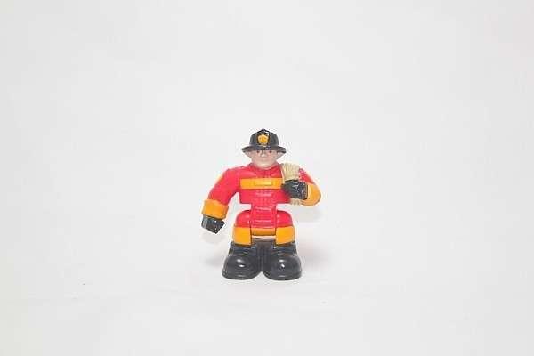 Jose the Fireman