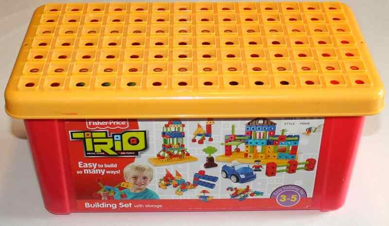 P6838 Building Set