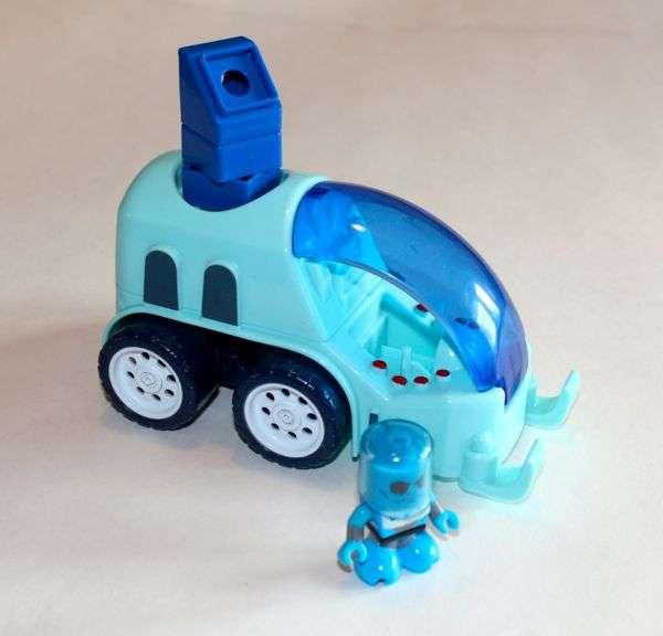 T4446 Partial Mr. Freeze set