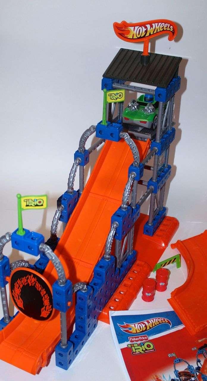V9539 Stunt Ramp set