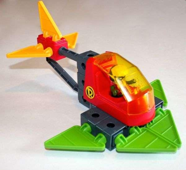 V4236 Robin and Jet