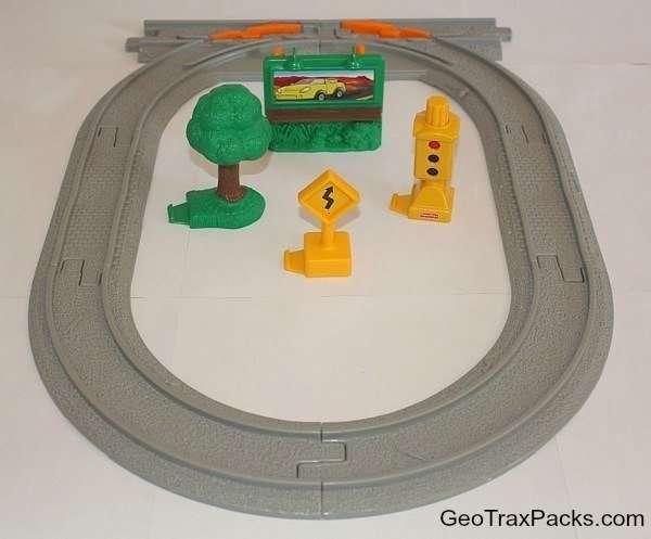 B4337 Road Track Pack
