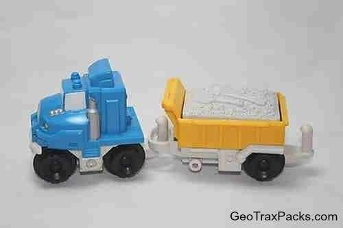 B4344 Big Rig Trucking