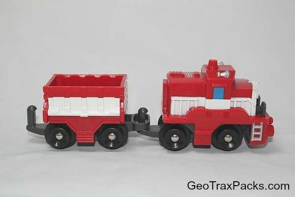 K3013 Red Engine