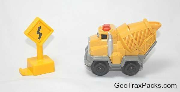 K7114 Cement Mixer