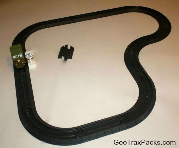 P8460 Sarge Track Set