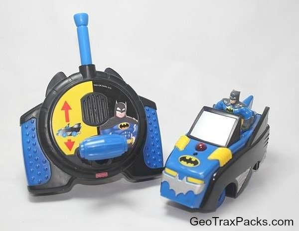 V7872 Batman and Batmobile