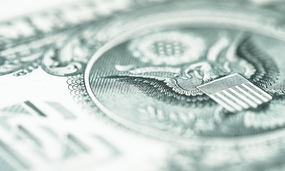 Waarom blijft de dollar dalen?