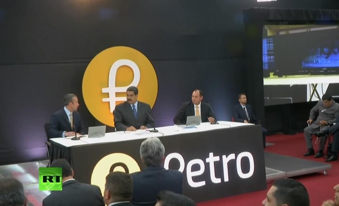 Venezuela haalt $735 miljoen op met nieuwe cryptomunt