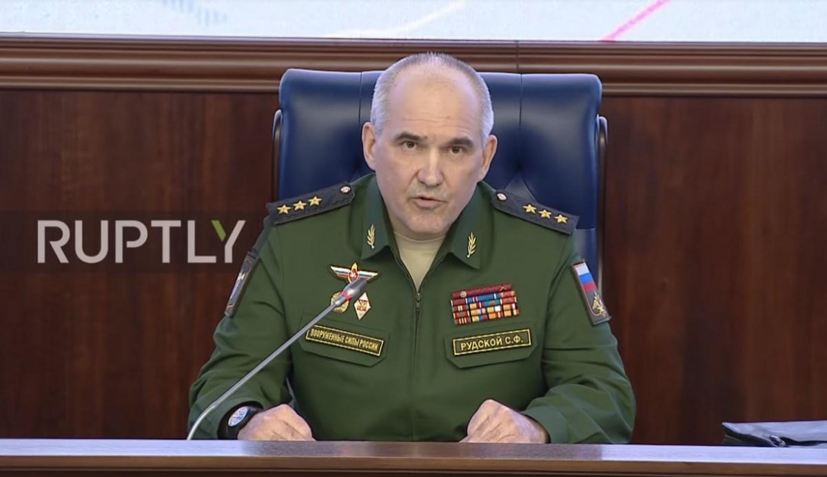 Russische generale staf waarschuwt voor aanval op Syrië