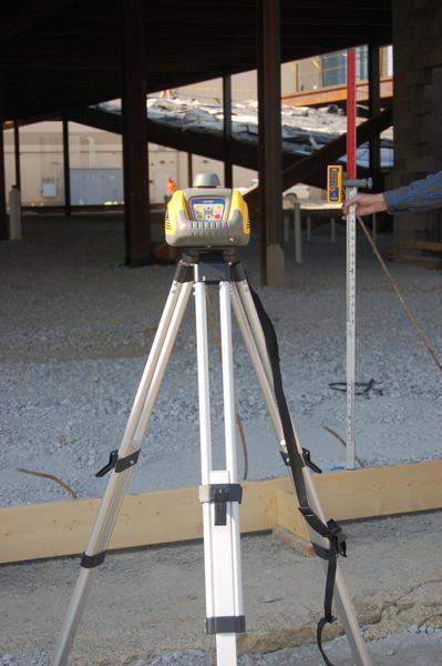 Spectra Precision HV101 -rakennuslaser