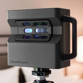 Matterport 3D-kamerat