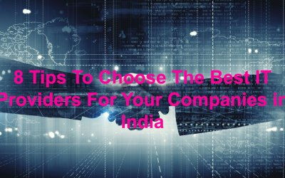 Choose The Best It Providers