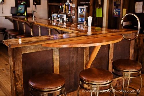 Wooden Bar Fittings Handmade