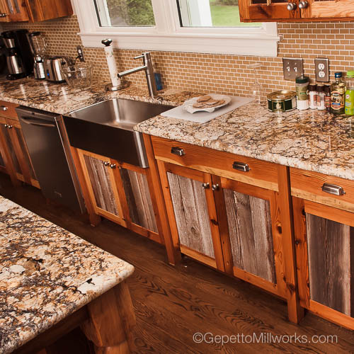 Ecclectic Custom Kitchen Design Richmond