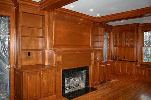 Design and Build Wood Projects Richmond VA | custom woodworking